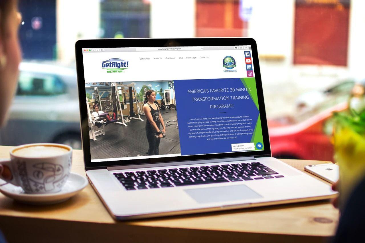 Anderson SC WordPress Web Design