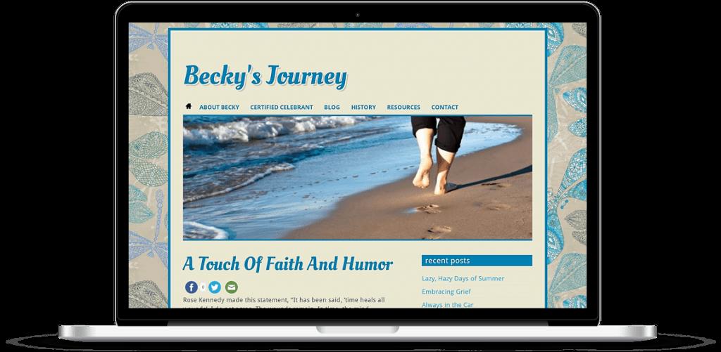 Becky Easley SC Web Design
