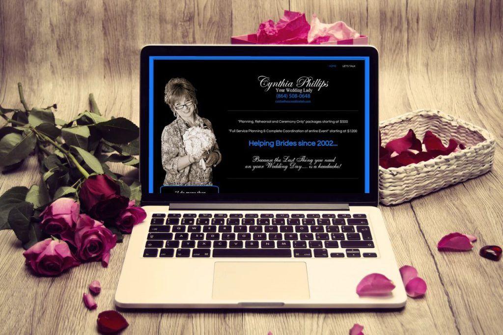 anderson sc wedding websites