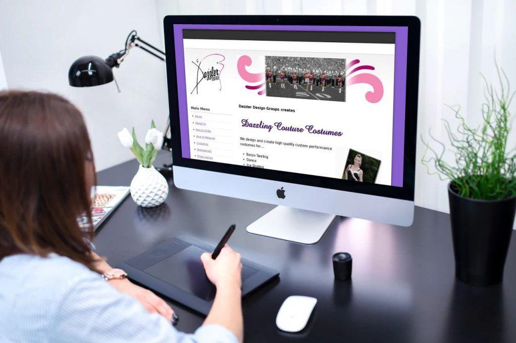 lavonia georgia website design