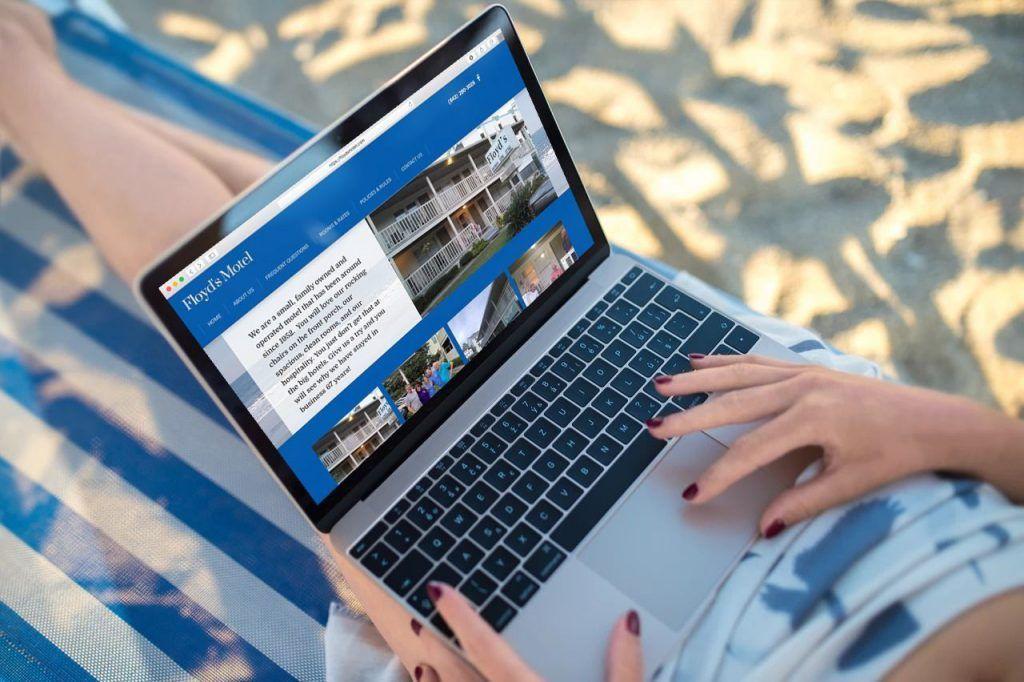 web designer north myrtle beach sc
