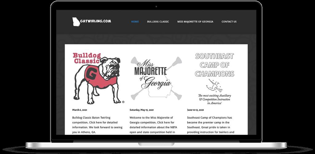 athens ga web design