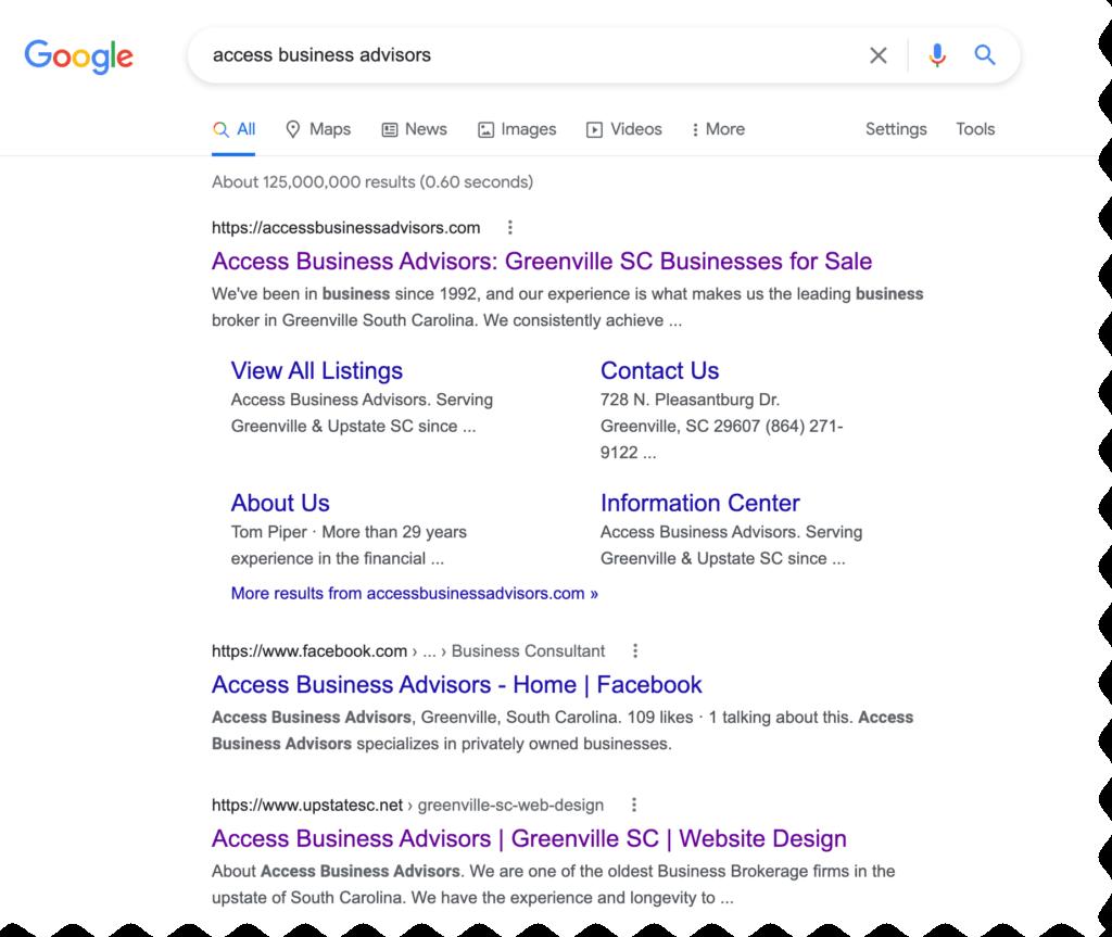 greenville sc search engine optimization seo