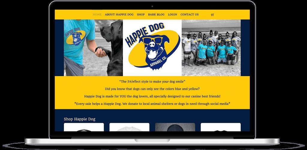 north myrtle beach web design