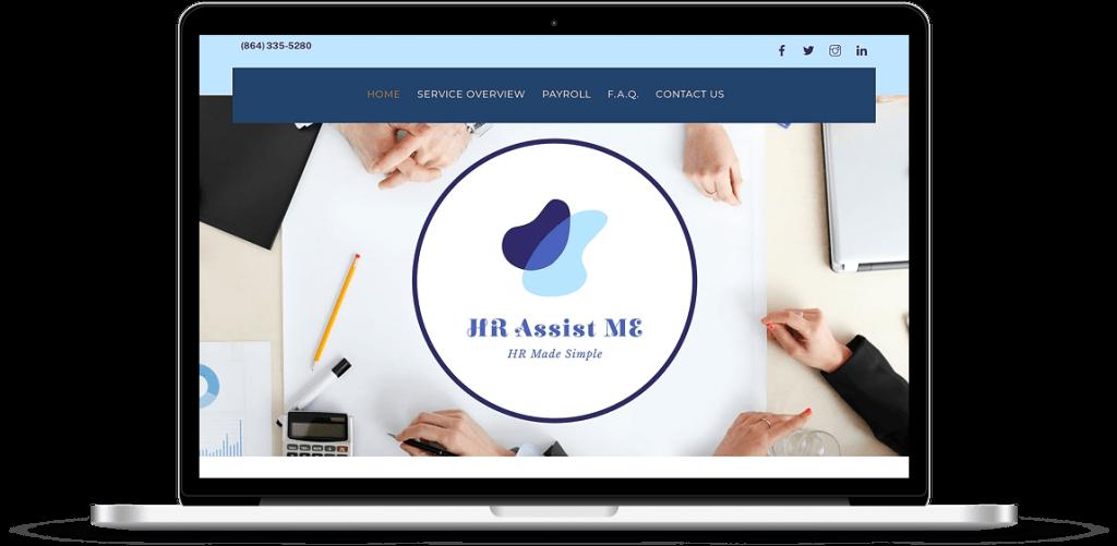 HR Website Greenville SC