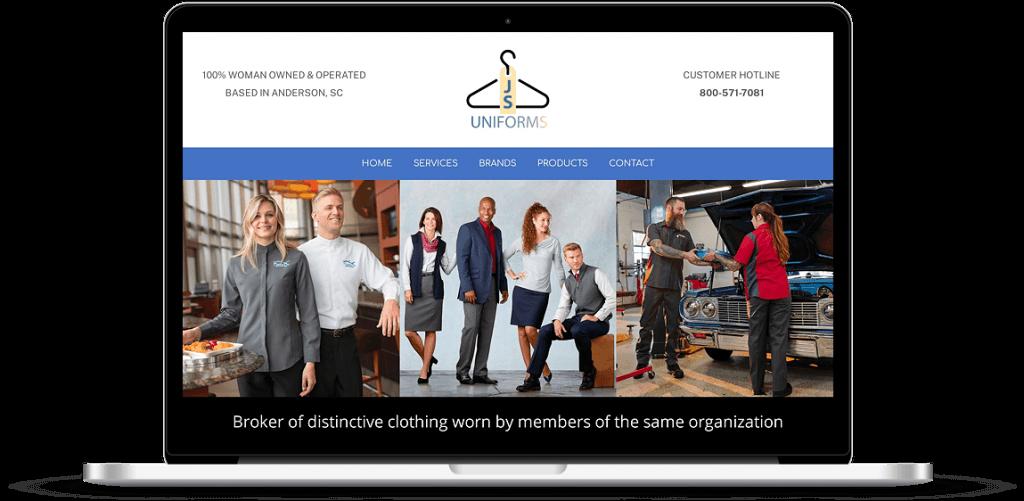 greenville sc web design