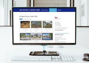 hartwell keowee homes website
