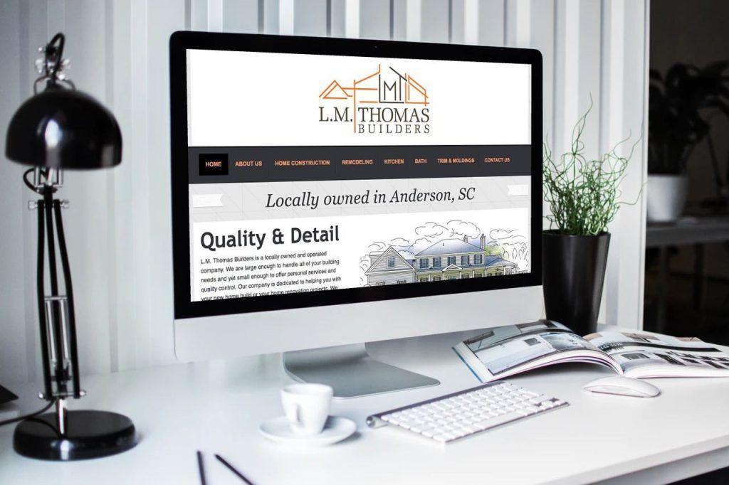 anderson sc joomla web design