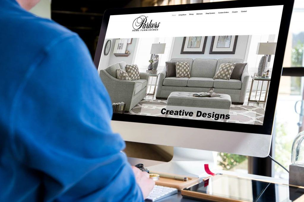 web designer in greenwood sc