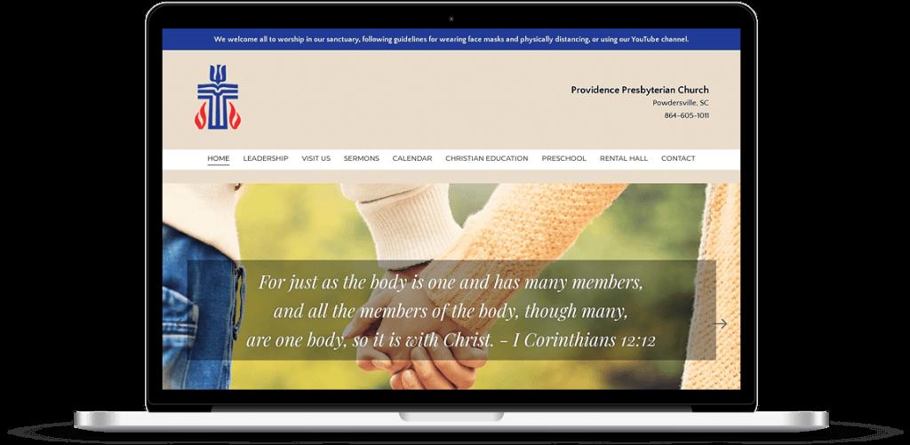 Easley SC Web Design