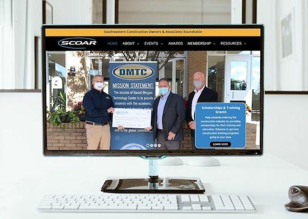 scoar clemson sc web design