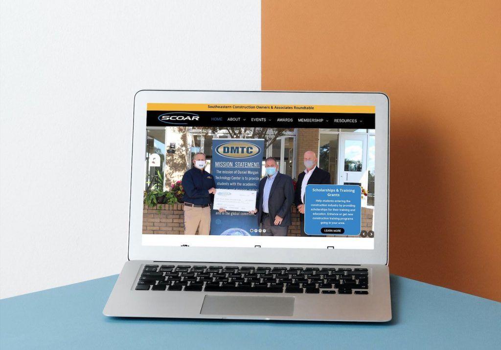 responsive web design clemson
