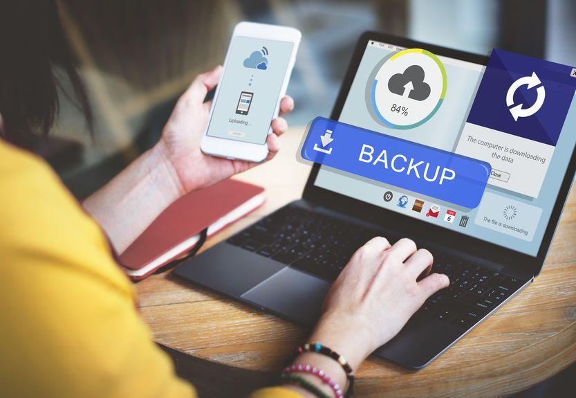 website maintenance backups anderson sc