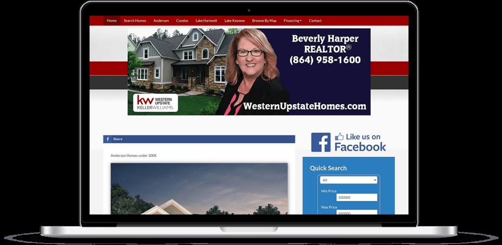 western upstate homes website