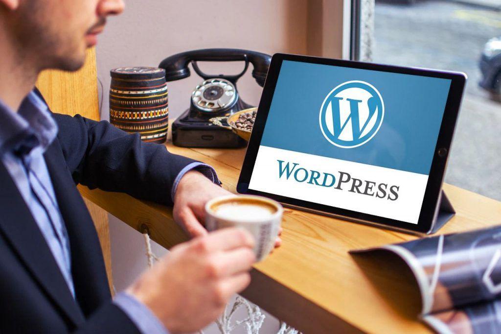 wordpress support anderson sc