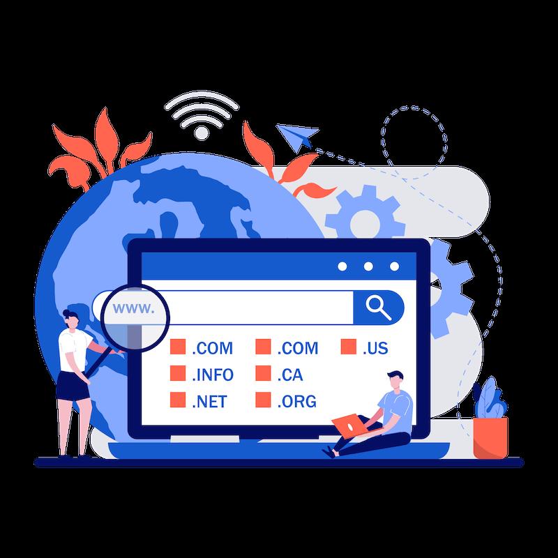 domain names anderson sc