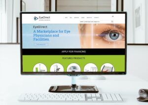 eyedirect ecommerce greenville sc